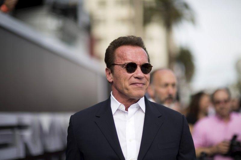 Reality show com Schwarzenegger estreia em janeiro