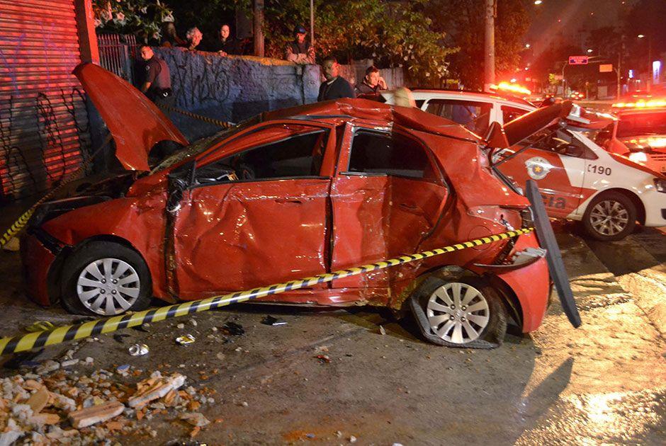 SP: perseguição policial termina com três mortos - Notícias - Cidades - Band.com.br