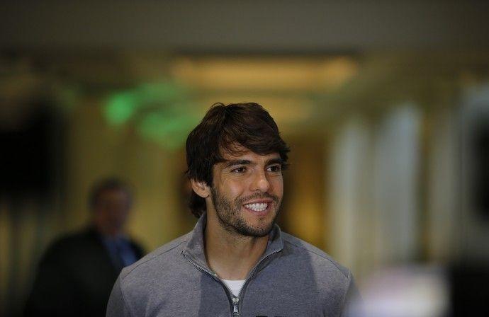 Kaká defende o São Paulo: Temporada começando