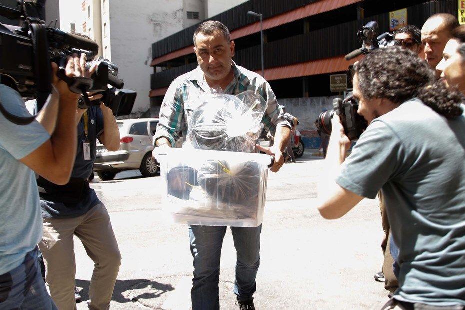 Coordenador da GCM de Barueri é preso