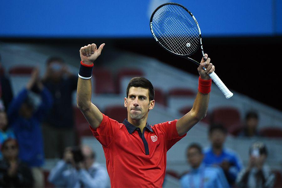Djokovic vai às quartas em Pequim, Karlovic perde, mas bate recorde