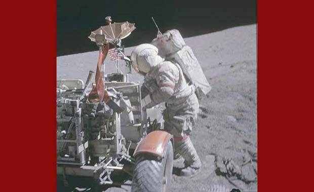 Nasa cria arquivo online com fotos da Lua