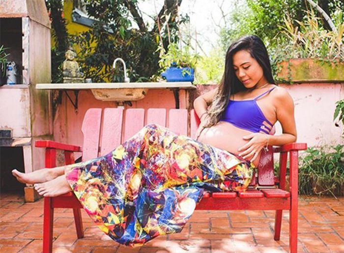 Filha de Sabrina Kanai deve nascer nesta quinta-feira