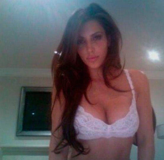 Kim Kardashian já posou para Playboy em 2007 / Divulgação/Instagram
