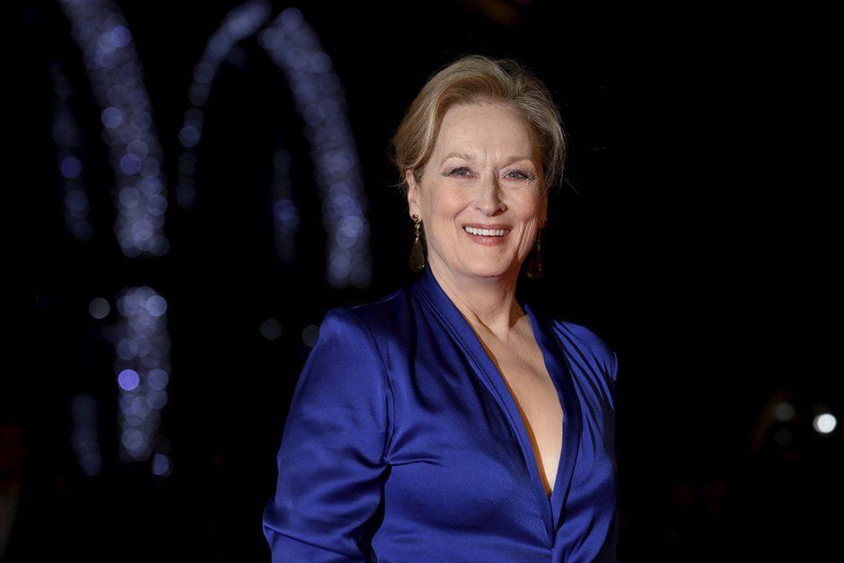Meryl Streep irá estrelar série de TV produzida por J. J. Abrams