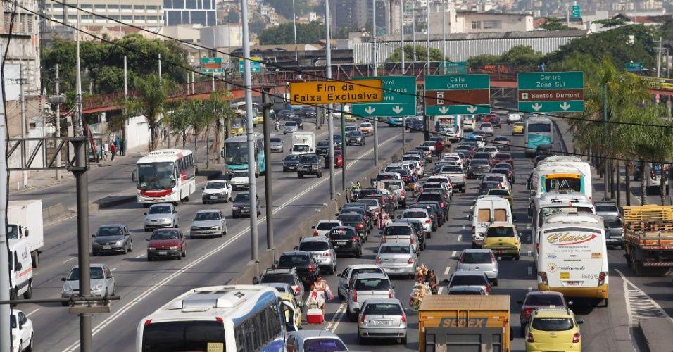 Os horários e locais das interdições podem ser conferidos mais detalhadamente no site da Prefeitura do Rio / Reprodução Internet