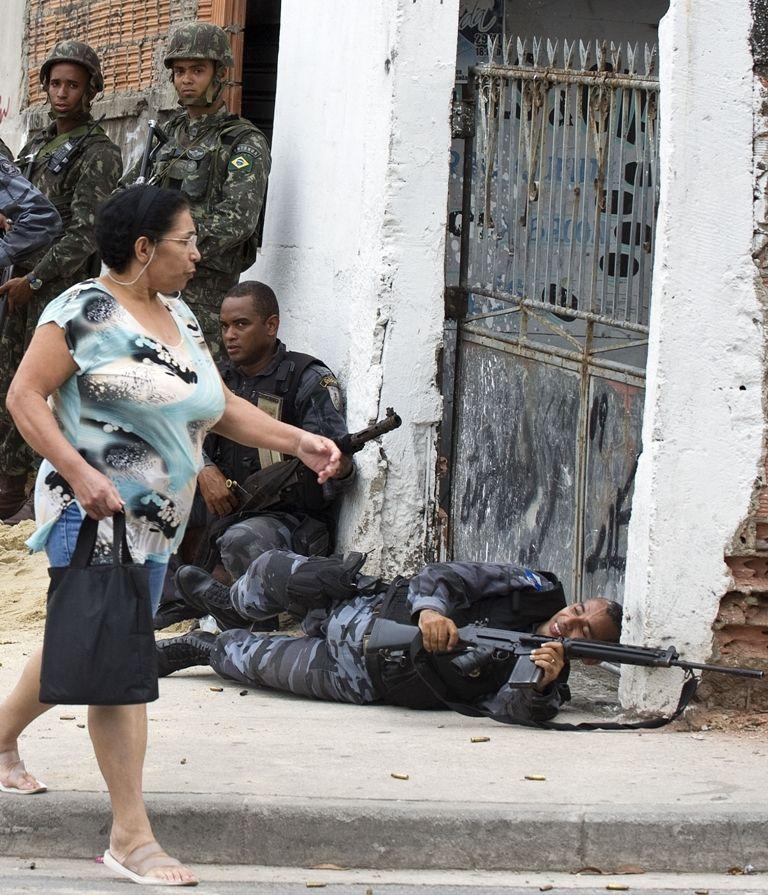 Onda de violência atinge o Rio desde o último domingo