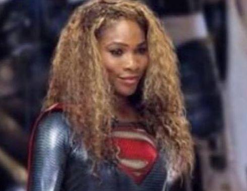 Serena virou super-herói para recuperar o celular
