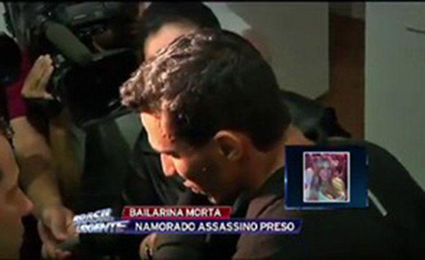 Assassino de bailarina é preso em São Paulo