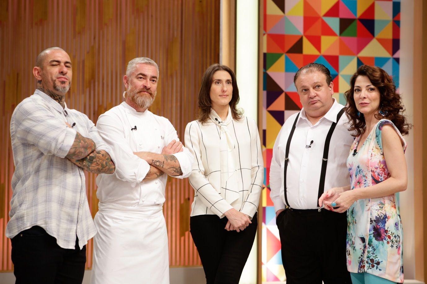 O chef Alex Atala é o grande convidado desta edição do MasterChef  /