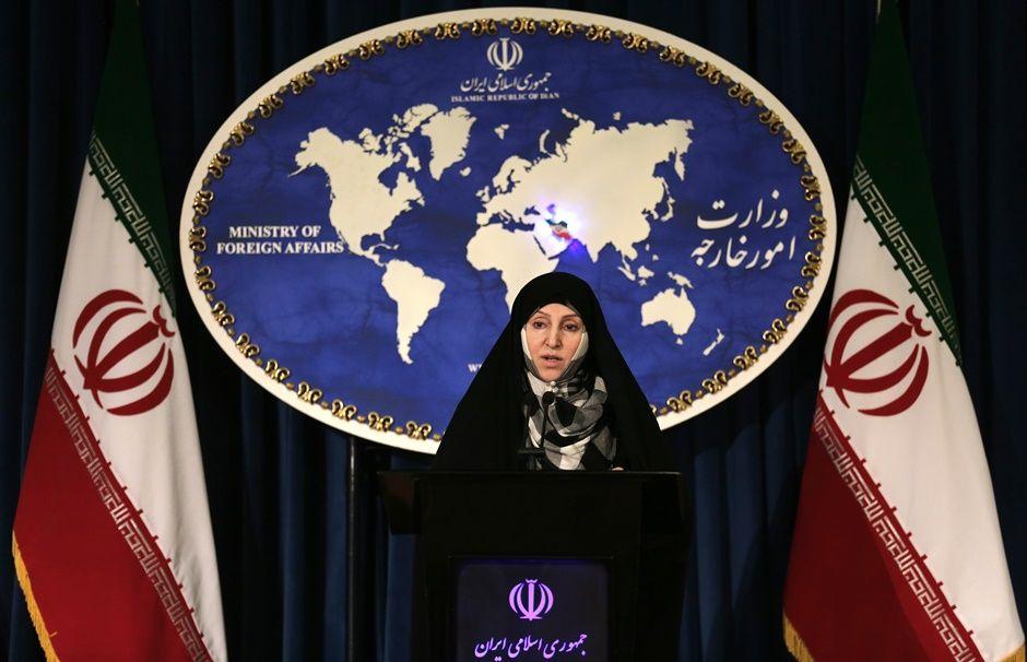 Afkham elogia a confiança depositada nas mulheres / ATTA KENARE / AFP