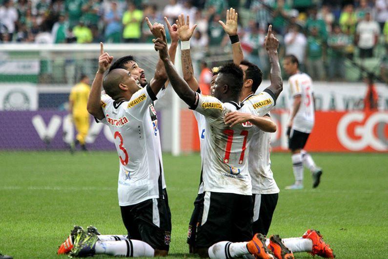 Vasco pode deixar a zona de rebaixamento na próxima rodada - Paulo Fernandes/Vasco