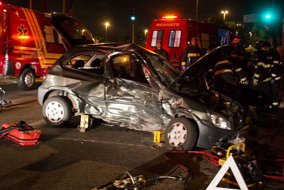 Mortes no trânsito caem 20% até setembro deste ano