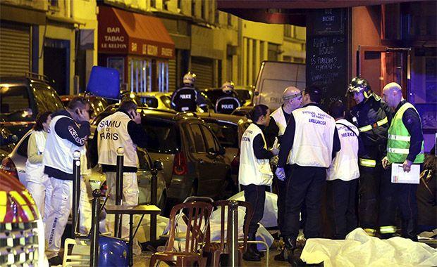 Em 2015, Paris foi alvo dos terroristas  / Philippe Wojazer/Reuters