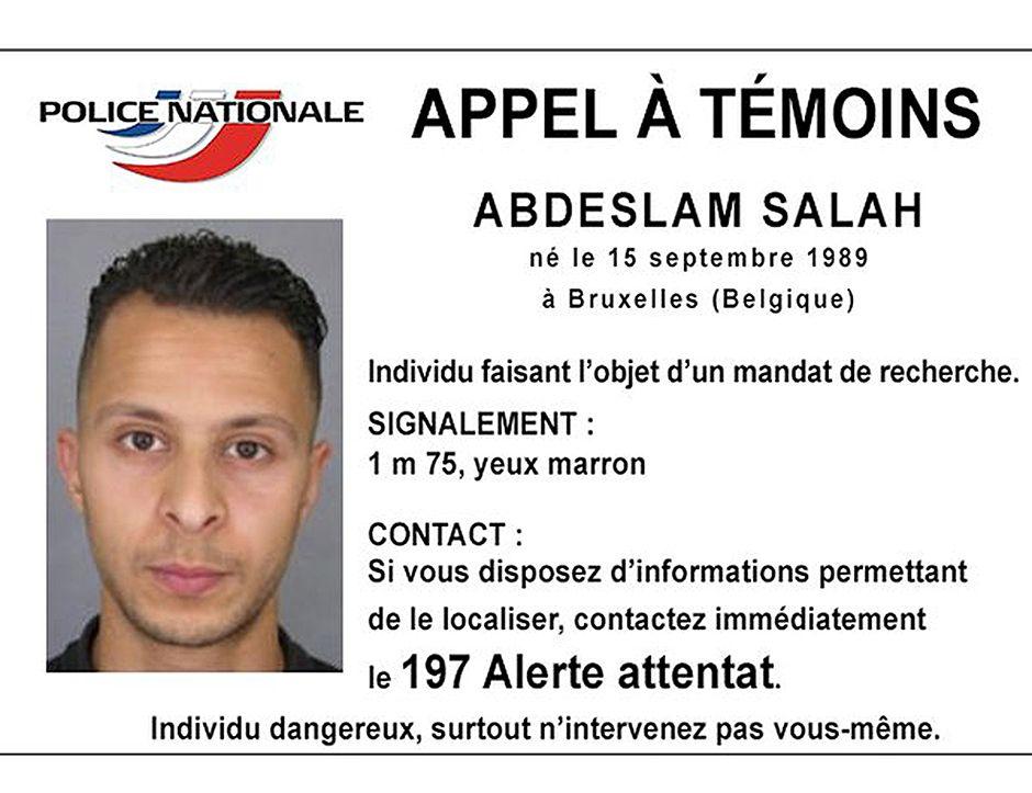 Terrorista de Paris é vaiado na prisão por não ter se matado