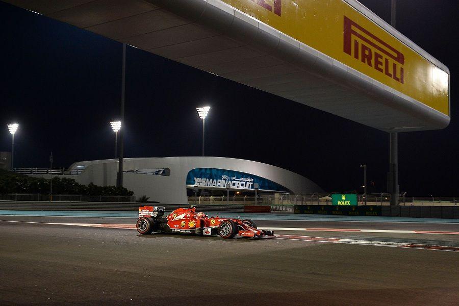 Pirelli aposta nos pneus mais macios em Abu Dhabi