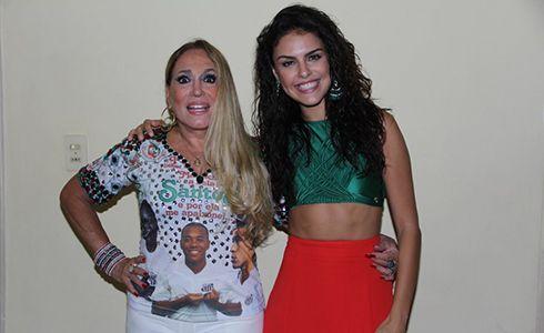 Susana Vieira e Paloma Bernardi
