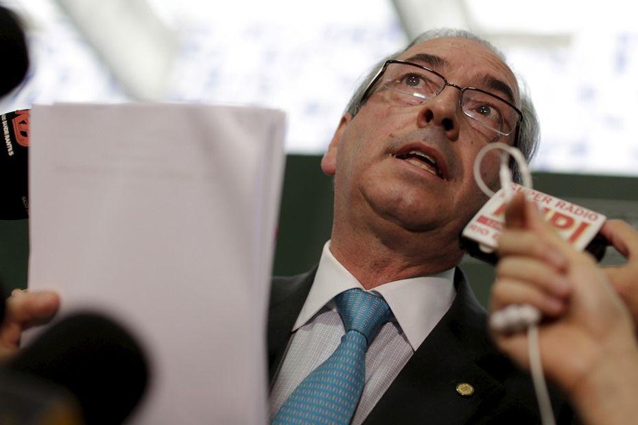 Três deputados petistas decidem votar contra Cunha / REUTERS/Ueslei Marcelino