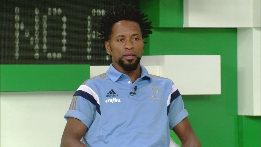 Zé Roberto garante permanência no Verdão em 2016