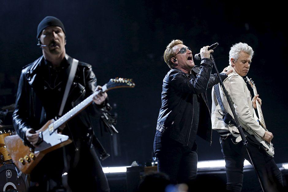 U2 anuncia quarto show no Brasil em outubro