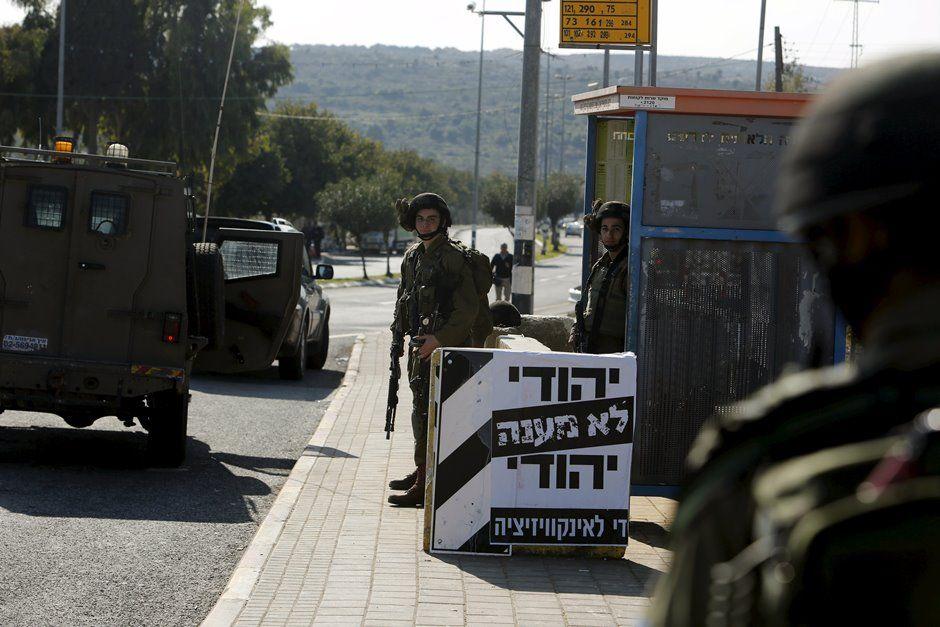 Soldado israelense que matou palestino ferido é condenado