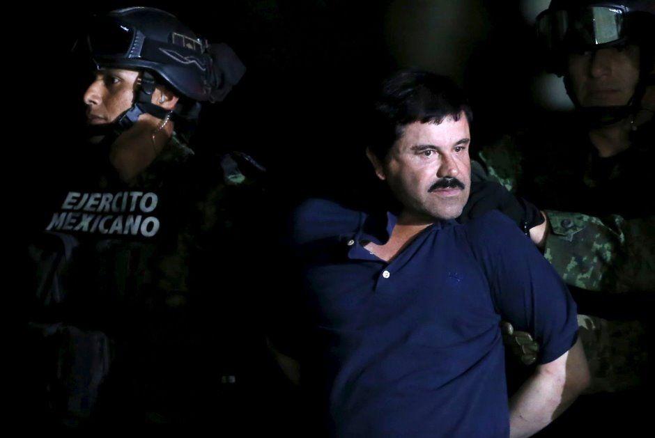 El Chapo processará Netflix por difamar sua imagem em série