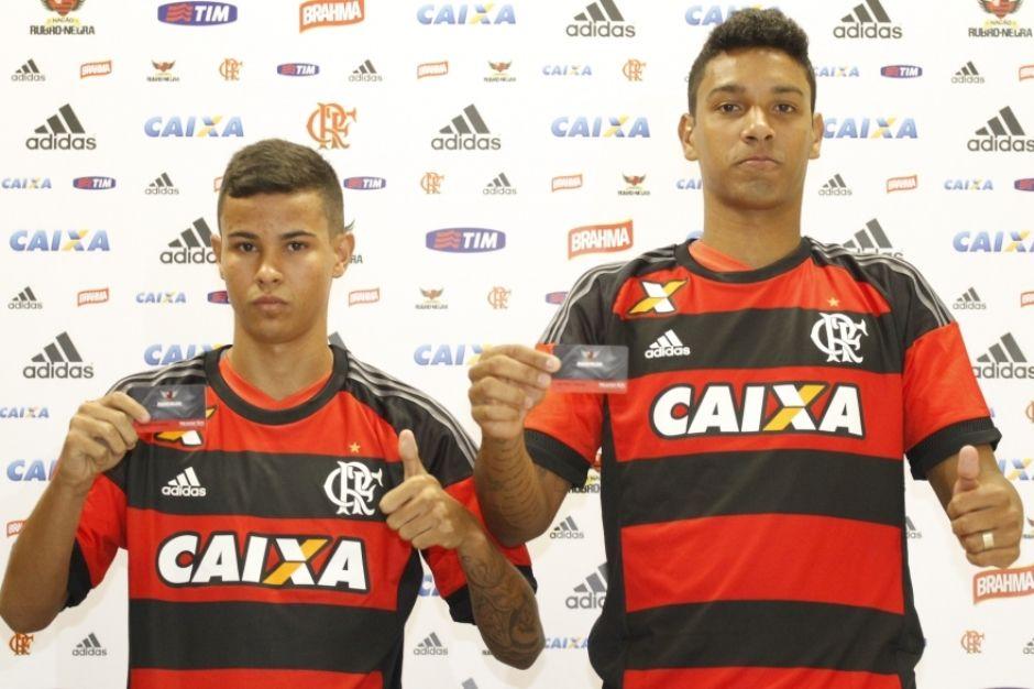 Caixa patrocina Flamengo e outros nove clubes - Divulgação/Site Oficial do Flamengo