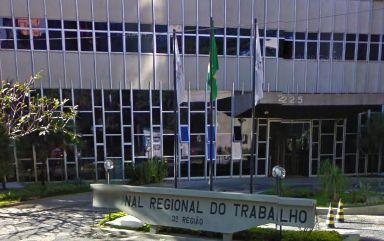 Sede do TRT-MG em Belo Horizonte / TRT-MG/DIVULGAÇÃO