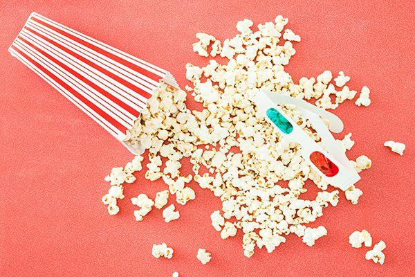 Inglês quer que pipoca seja proibida em cinemas
