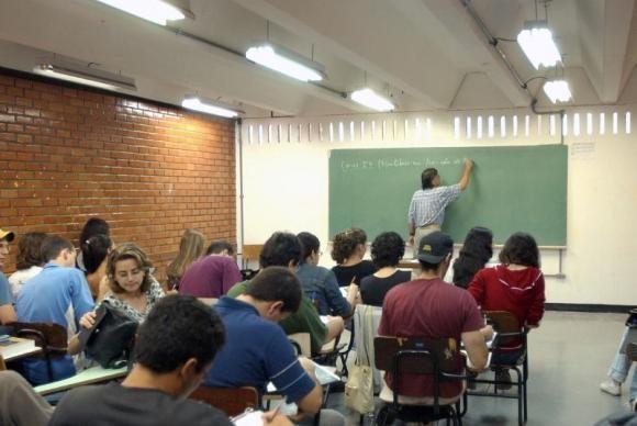 Fies oferece financiamento de cursos em instituições privadas de ensino superior / Arquivo/Agência Brasil