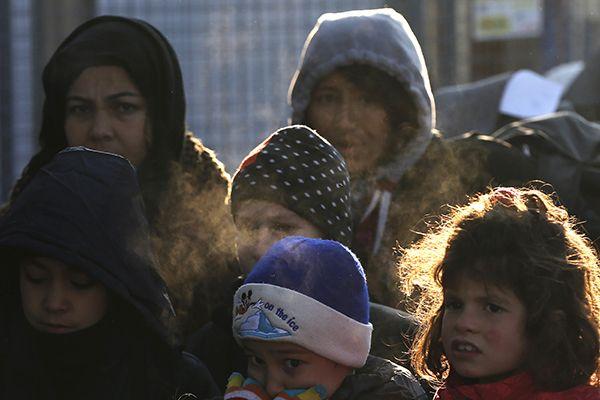 Mulheres e crianças necessitam de mais proteção, segundo ONU / REUTERS/Marko Djurica