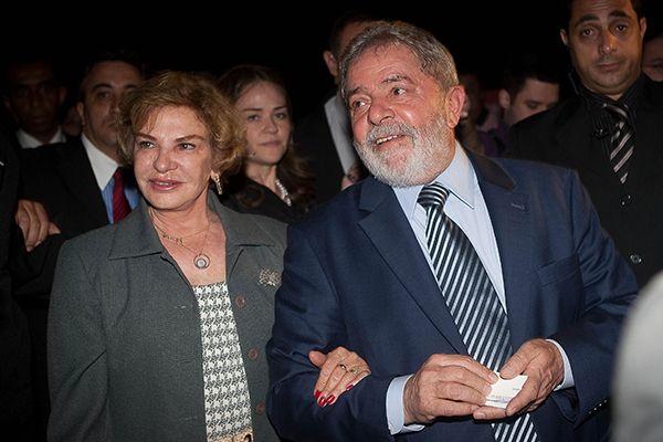 Ela não está internada no Hospital Sírio-Libanês, em São Paulo, ao contrário de alguns rumores que surgiram / Mastrangelo Reino/Folhapress