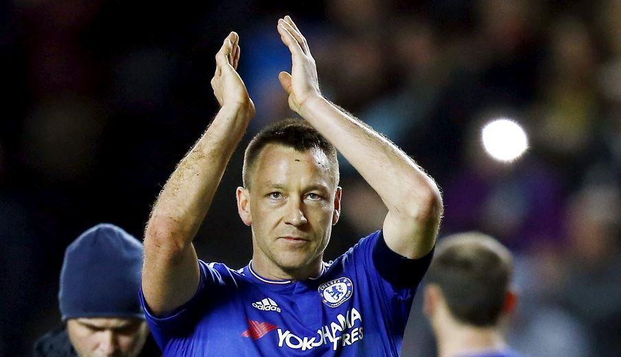 Hodgson quer contar com Terry na Eurocopa