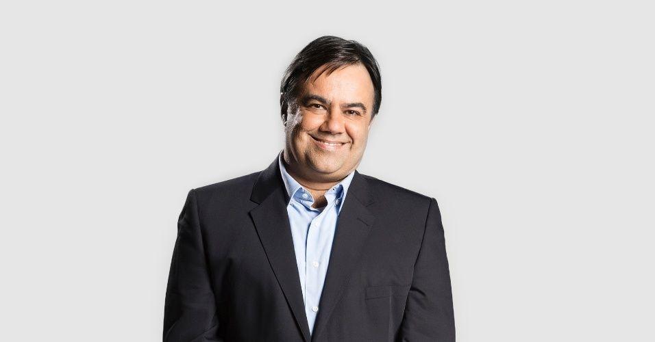 Cacá Fernando, um dos melhores narradores do Brasil  / Divulgação / Band