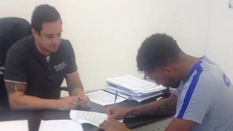 André assina até 2019 com o Corinthians