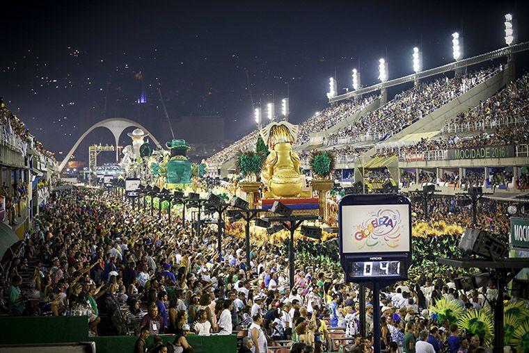 RJ: veja como foram os desfiles da primeira noite