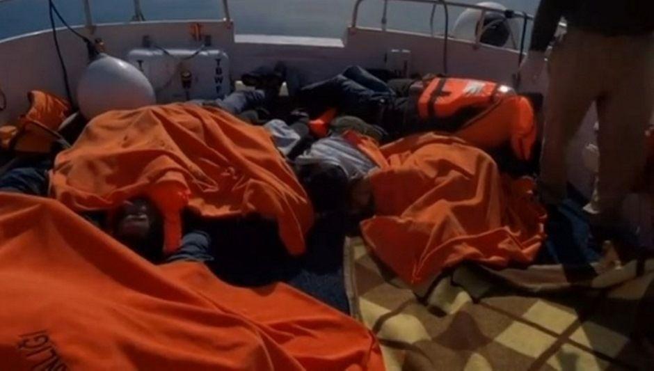 Imigrações: dois naufrágios no Mar Egeu deixam pelo menos 35 mortos