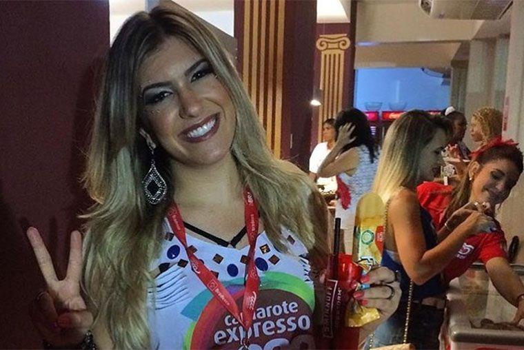 Carnaval é zero dieta, afirma Lorena Improta
