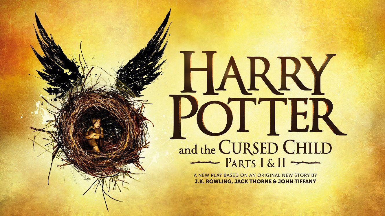 Harry Potter volta em novo livro