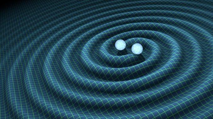 Comprovada existência da onda gravitacional