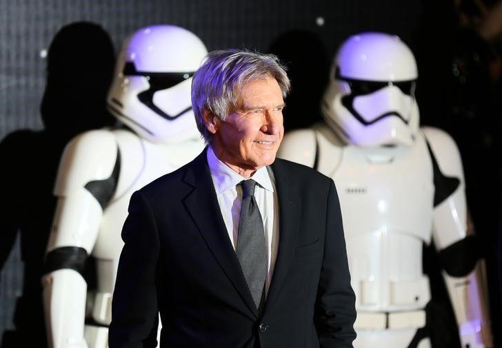 Produtora será processada por perna quebrada de Harrison Ford em set