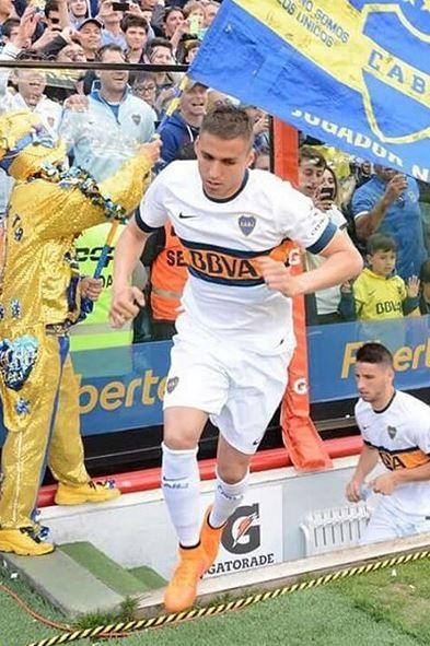 Tobio volta ao Palmeiras após empréstimo ao Boca