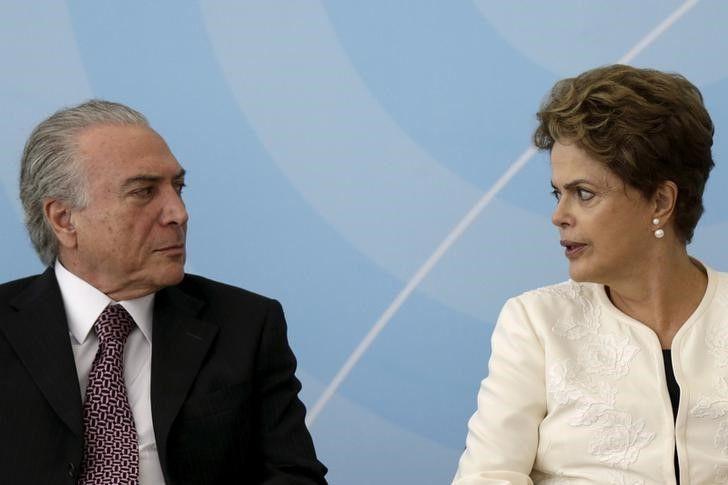 Dilma e Temer são alvos de mais três ações do PDSB no TSE / Ueslei Marcelino/Reuters