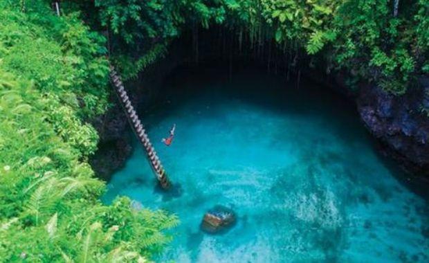 Piscinas naturais mais incríveis do mundo