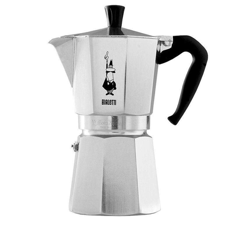 Cinzas de empresário são guardadas em cafeteira moka