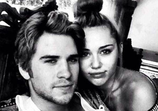 Miley Cyrus fala pela primeira vez sobre noivado com Liam Hemsworth
