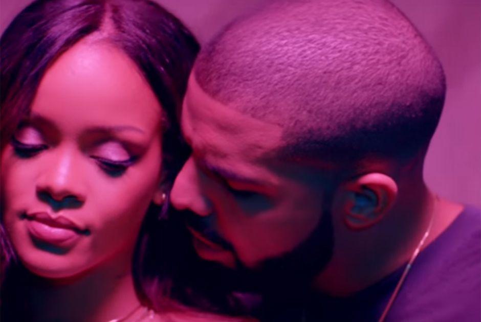 Rihanna e Drake estão juntos há meses