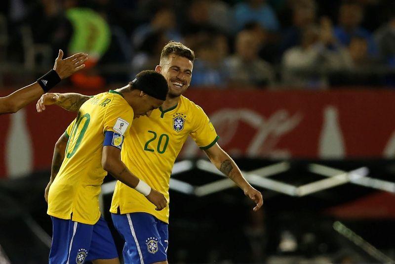 5713711847f5b Lucas Lima será o camisa 10 na Copa América - Band.com.br