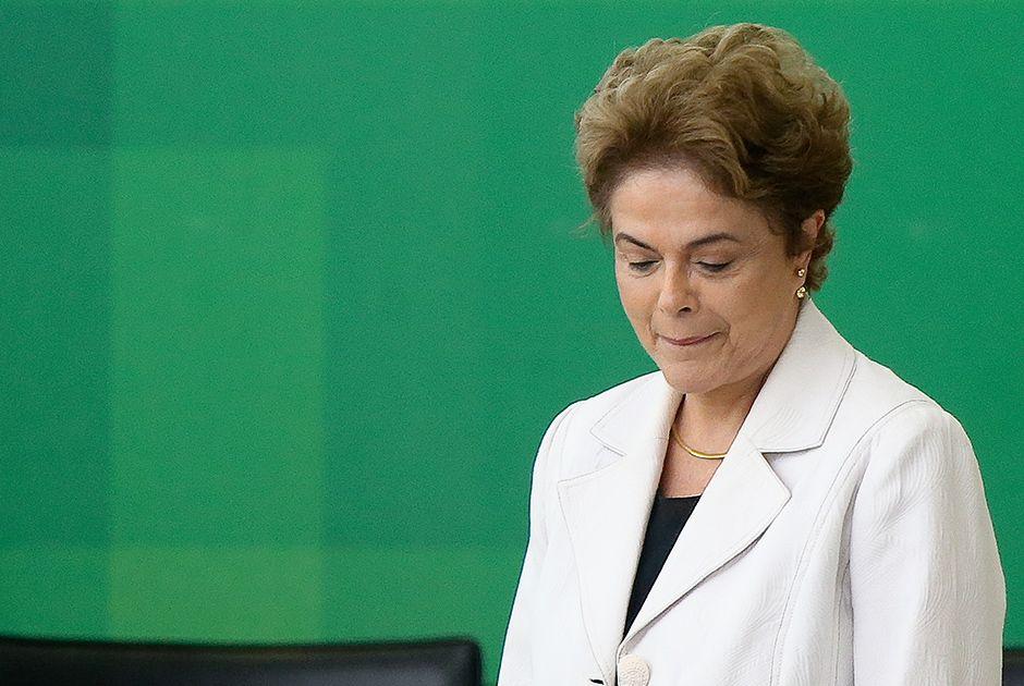 Dilma decide apressar cerimônia de posse de Lula como ministro / Alan Marques/Folhapress