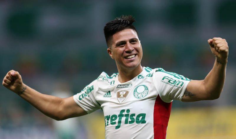 Palmeiras aceita oferta para vender Cristaldo